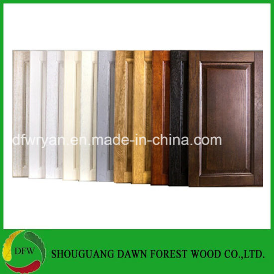 China 18mm Maplebirch Solid Wood Shaker Cabinet Door China