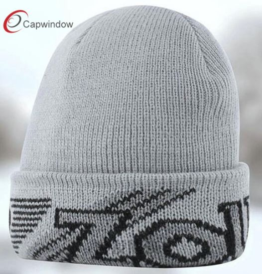 f1faa7e7875 China New Design Knitted Beanie Hat with Cotton (6505909000) - China ...
