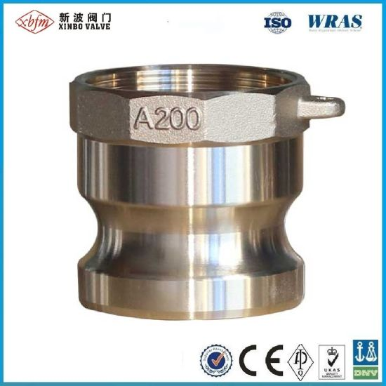 Brass Camlock Coupling Type a pictures & photos