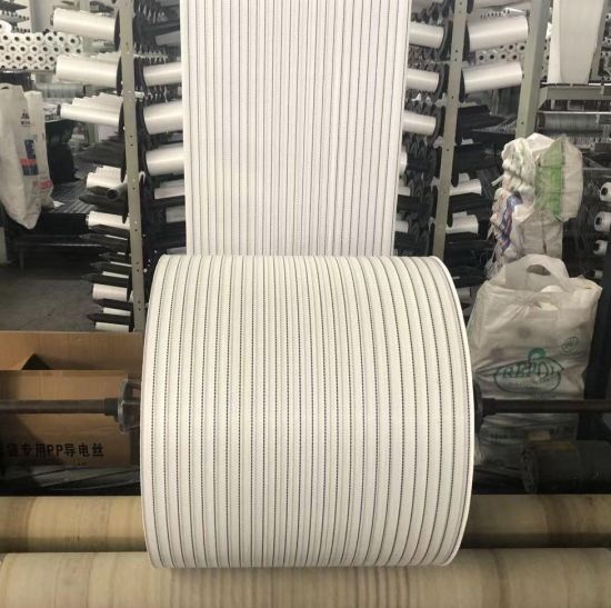 Conductive Fabric in Roll China Manufacture Polyester Filter Material Anti-Static
