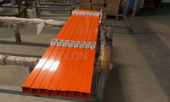 Akzonobel Powder Coating Knock Down Metal Fencing pictures & photos