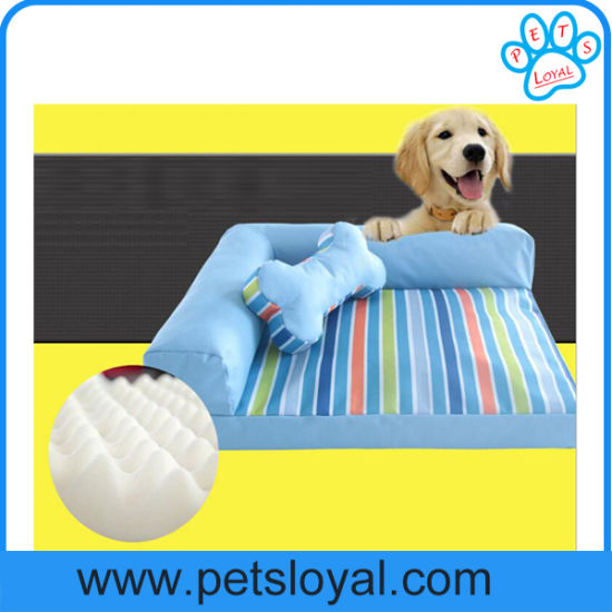 Factory Pet Supply Luxury 600d Dog Sofa Bed pictures & photos