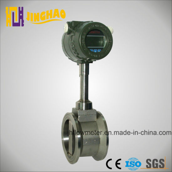 Gas and Steam Mass Flow Meter/Vortex Flow Meter (JH-VFM-LUGB) pictures & photos