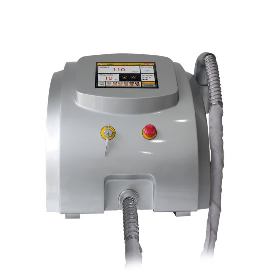 Vca Non-Channel Fiber Coupled 808nm Diode Beauty Equipment IPL Shr Painless Depilation Laser Hair Removal Medical Equipment