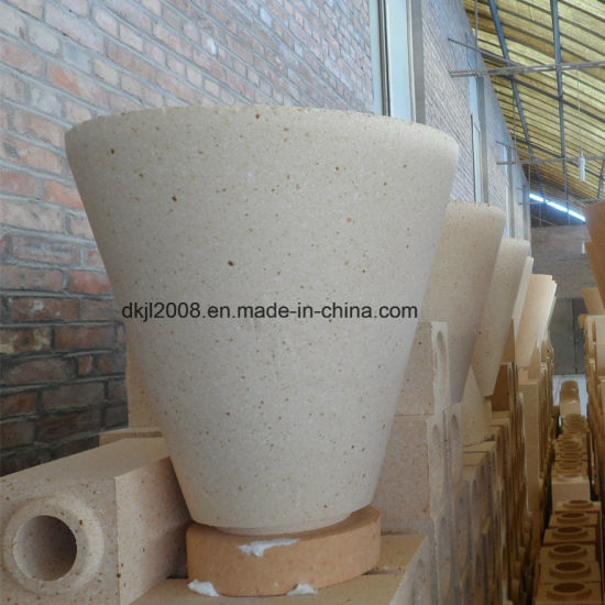 Refractory Casting Steel Brick for Steel Casting Furnace pictures & photos