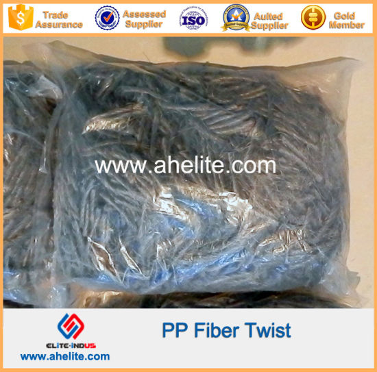 Structural Concrete Fibers Forta Ferro Bundle PP Twist Fiber pictures & photos