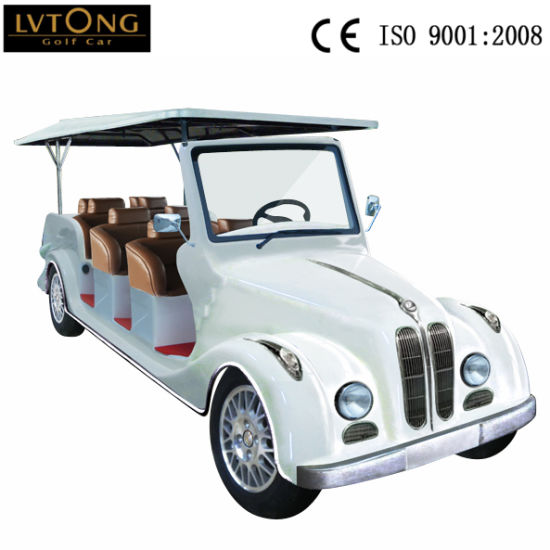 Luxury 8 Seats Electric Classic Car Wholesale