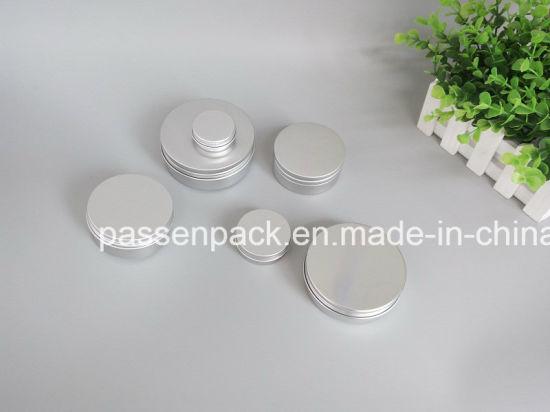 Small Round Metal Aluminum Coin Tin Can (PPC-ATC-039)