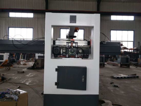 Furniture Manufacturing Six-Row Woodwork Drilling Machine/ Perspex Sheet and Solid Wood Board Drilling and Boring Machine pictures & photos