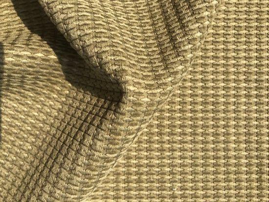 100 Polyester Corduroy Sofa Fabric