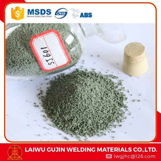 High Hardness Easy Deslag Hardfacing Stainless Steel Grade Welding Flux pictures & photos
