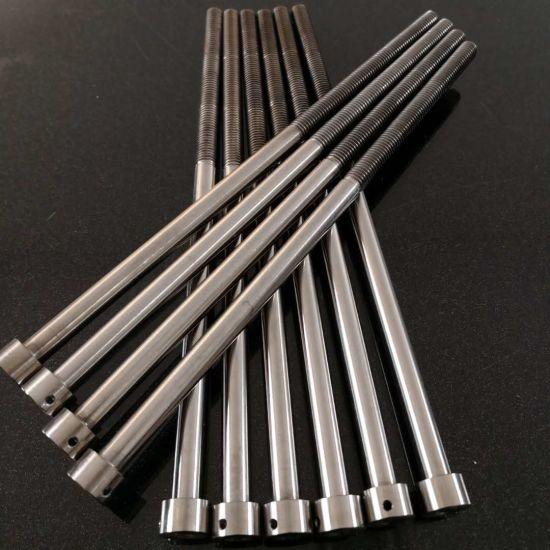 China Safe and Durable Gr5 M6 Titanium Bolt - China Titanium