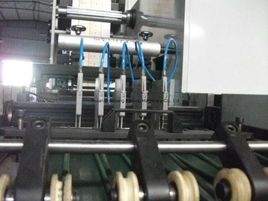 IR UV Flexo Sticker Label Printing Machine (With die cutting and slitting) pictures & photos