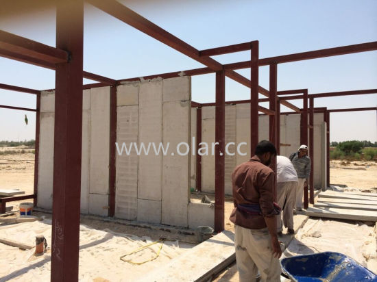 Sandwich Panel--Light Weight Fiber Cement EPS Wall Board pictures & photos