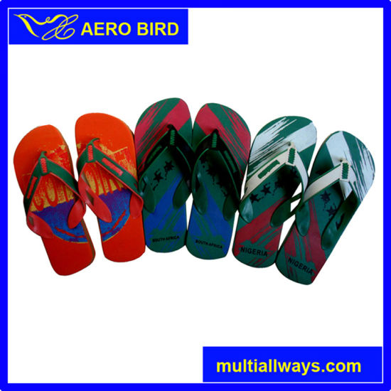 New Product Fashion PE Flip Flops for Lady and Man pictures & photos