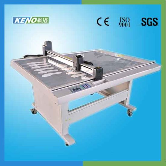 Good Quality Keno Cutting Machine pictures & photos