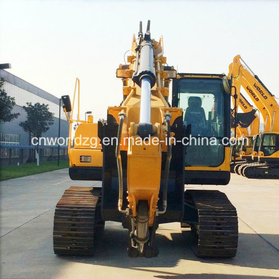 Construction Machinery Excavator with 0.9m3 Bucket pictures & photos