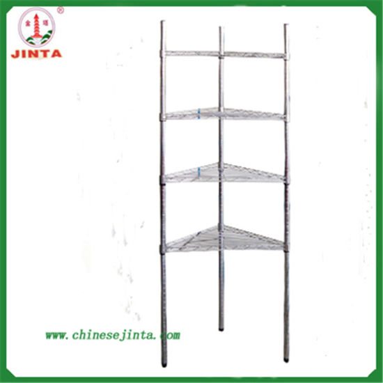 Factory Direct Wholesale Corner Wire Racking (JT-F04)