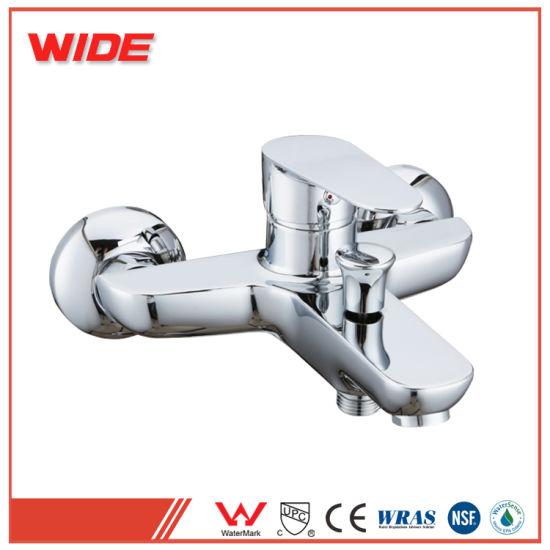 In Wall Bath U0026 Shower Combination Faucet For Bathroom Set