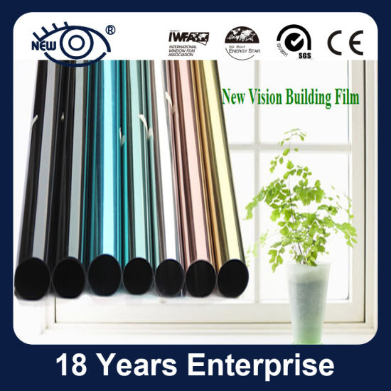 China Reflective Privacy Protecction Sliding Glass Door Window Tint