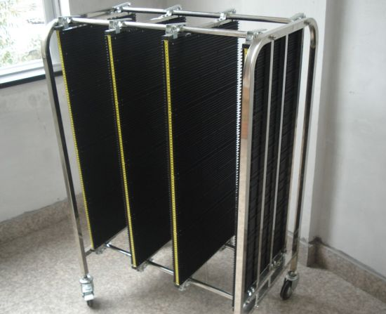 ESD Circulation PCB Storage Cart / ESD PCB Trolley pictures & photos