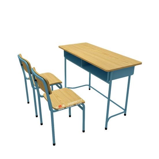 China Hot Sale Cheap College Classroom Furniture School Chair And