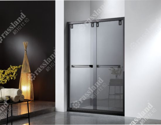 G12p02 Wholesale Price High Grade 304SUS Sliding Glass Bathroom Luxury Shower Room