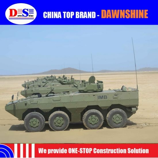China Chinese Army Defense Industry 8X8 Armoured Vehicle