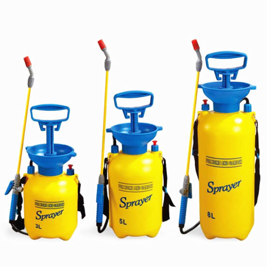 8litre Garden Shoulder Pressure Sprayer (HT-8D) pictures & photos