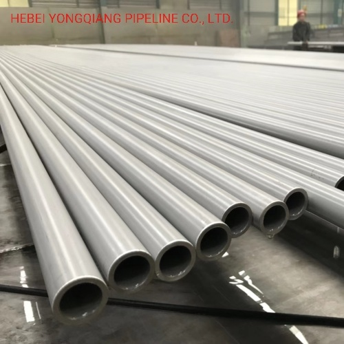 Hot Rolled/Cold Drawn Round Bright 304L 316L Stainless Steel Welded Tube 30 Inch Seamless Austenitic and Duplex Steel Tube Pipe for Industry/Oil/Gas