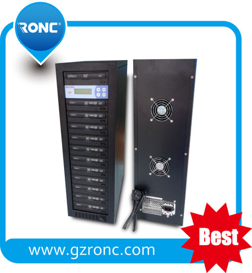 Manufactorer High Quality 1-11 CD DVD Duplicator pictures & photos