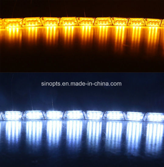 LED Daytime Running Light Crystal Headlights Strips Tear Eye Car Light DRL Car Turn Signal Light pictures & photos