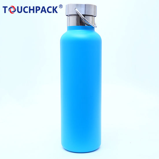 17oz Amazon Wholesale Double Wall 18/8 Stainless Steel Thermos Vacuum Flask  with Custom Logo