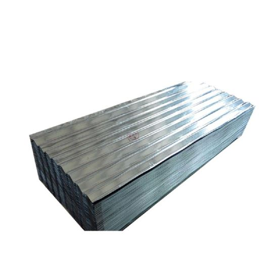 Roofing Materials Corrugated Roofing Steel Aluzinc Metal Roof Sheet