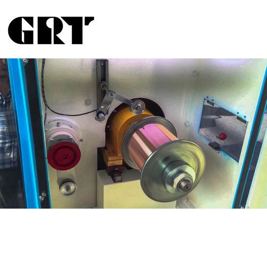 Grt China Manufacturer Wholesale Copper Super Fine Wire Drawing Machine