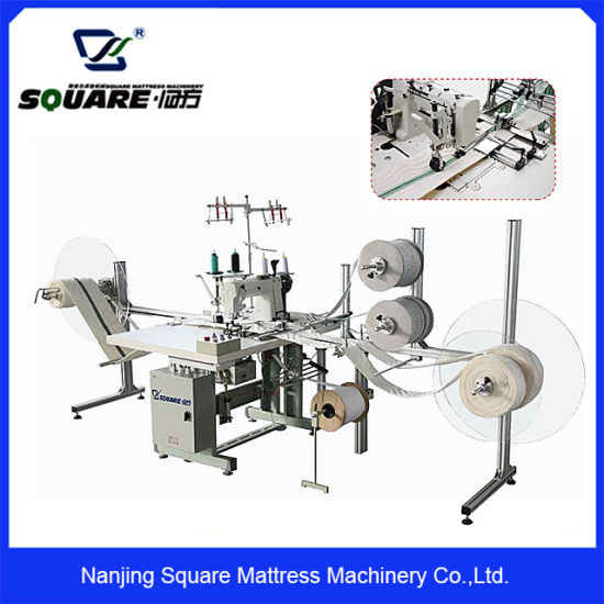 China Model Czf Foam Mattress Making Sewing Machine - China