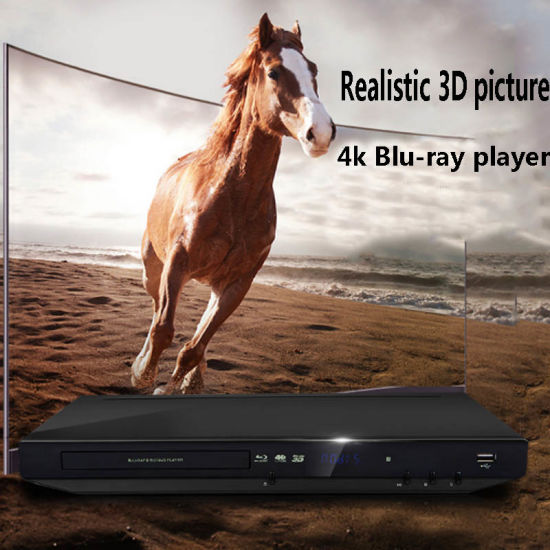 New Design Blue Ray DVD Player pictures & photos
