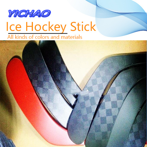 Competitive Price Custom Logo Any Size Wood Bauer Ice Hockey Stick