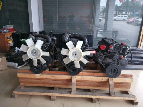 Mitsubishi Forklift Engine of S4q2/S4s/S6s