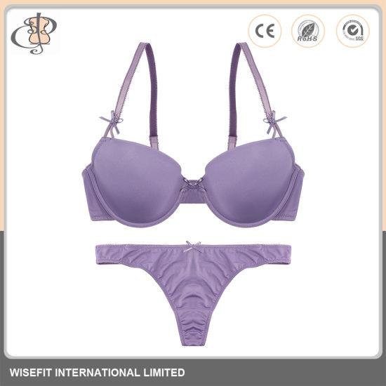 Lace Ladies Underwear Sexy Lace Bra Set