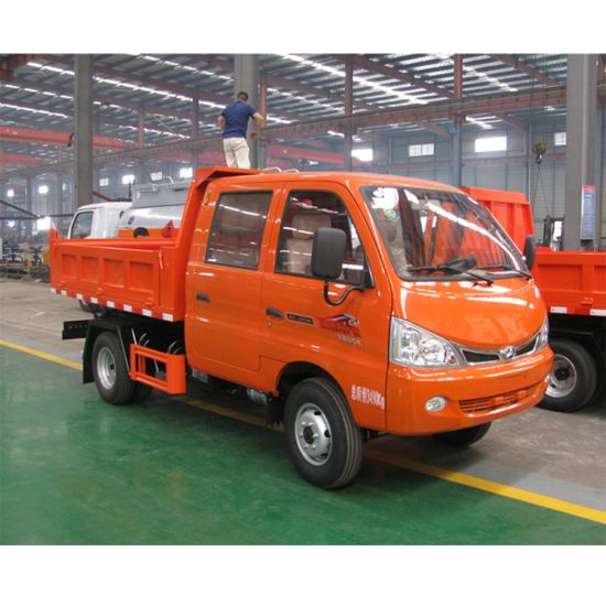 Beijing Auto 4X2 1 Ton Small Mobile Tipper Truck for Sale