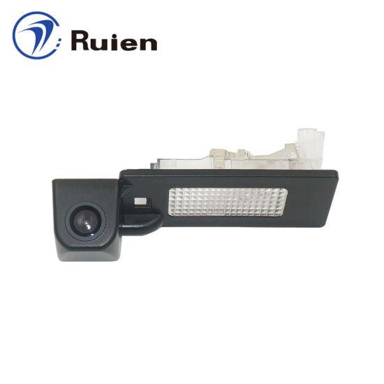 Wholesale Waterproof Factory Driect License Plate Light Camera/HD Reversing Camera for Shanghai Skoda Karoq/Private Tooling