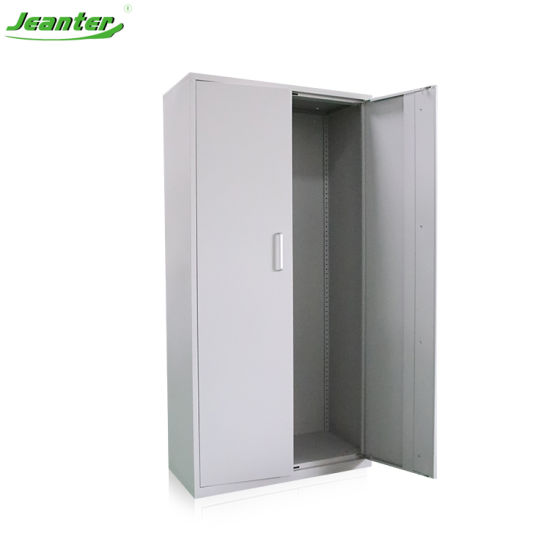 Full Height Steel Filing Office Use Metal Storage Cabinet