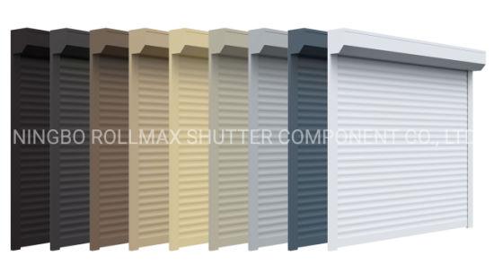 Roller Shutter Compoent /Rolling Shutter Door Part /Accessories Aluminium Side Frame