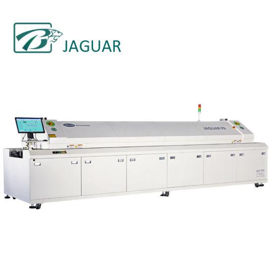 Auto PCB Reflow Oven Soldering Machine with Temperature Control (F10)