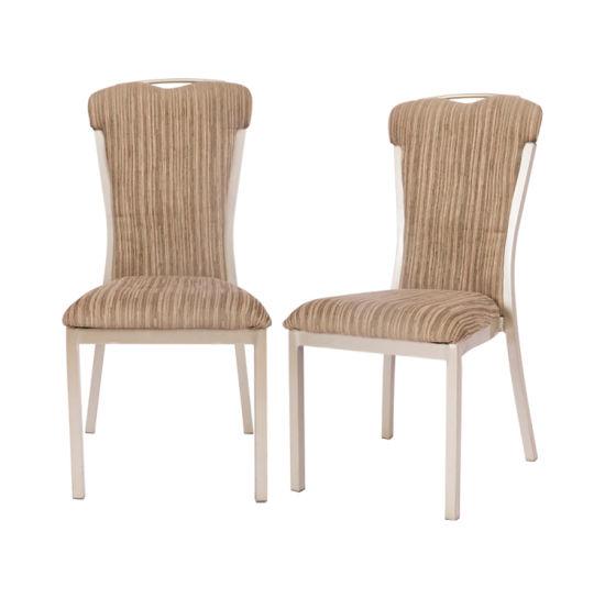 Restaurant Dining Wedding Furniture Manufacturer Stacking Metal Aluminum Banquet Hotel Catering Chair