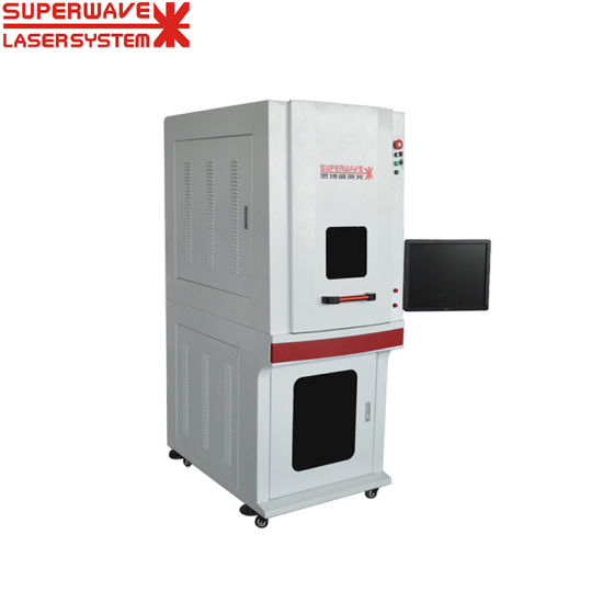 Made in China Plastic Products Processing UV Laser Marking Machine