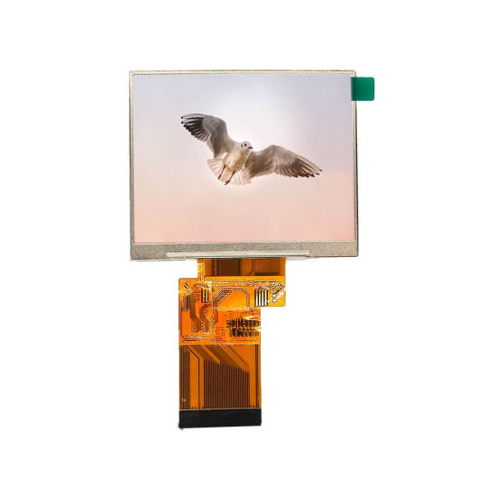 3.5 Inch TM035kdh03 LCD Screen 320X240 Graphic 24bit Color Display 320*240 TFT LCD Module