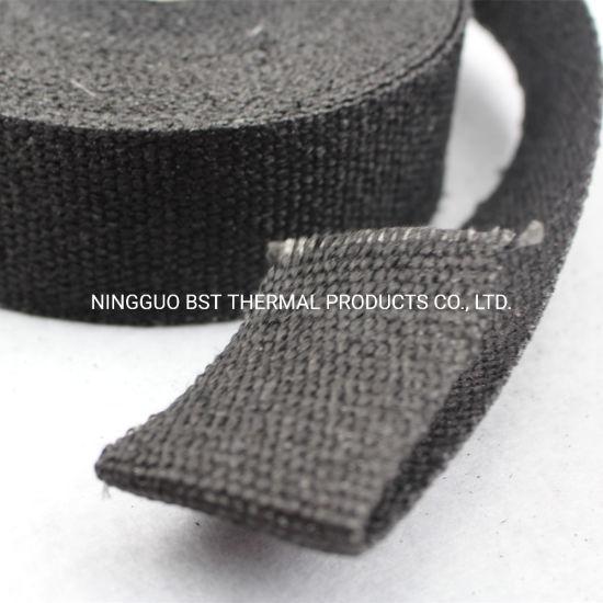 High Temperature Resistant Ceramic Fiber Heat Protection Tape