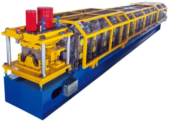 New Customized Ridge Cap Roll Forming Machine with Ce